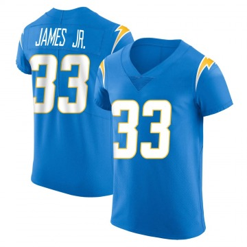 Men's Los Angeles Chargers Derwin James Blue Alternate Vapor Untouchable Jersey - Elite