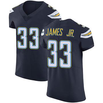 Men's Nike Los Angeles Chargers Derwin James Navy Blue Team Color Vapor Untouchable Jersey - Elite