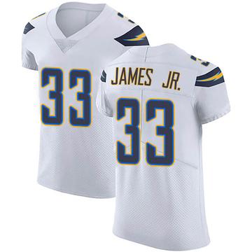 Men's Nike Los Angeles Chargers Derwin James White Vapor Untouchable Jersey - Elite