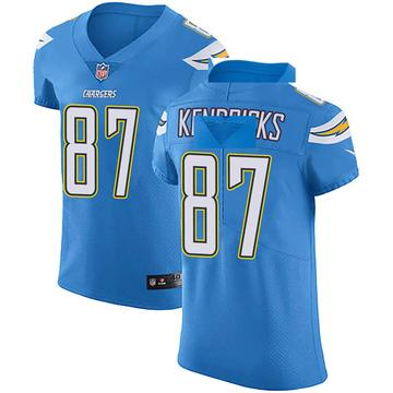 Men's Nike Los Angeles Chargers Lance Kendricks Blue Alternate Vapor Untouchable Jersey - Elite