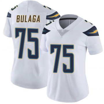 Women's Nike Los Angeles Chargers Bryan Bulaga White Vapor Untouchable Jersey - Limited