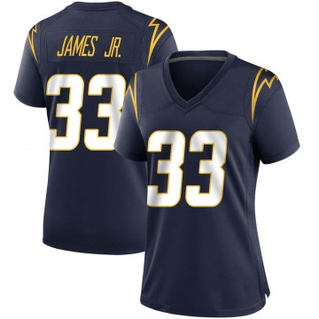 Women's Nike Los Angeles Chargers Derwin James Navy Team Color Jersey - Game