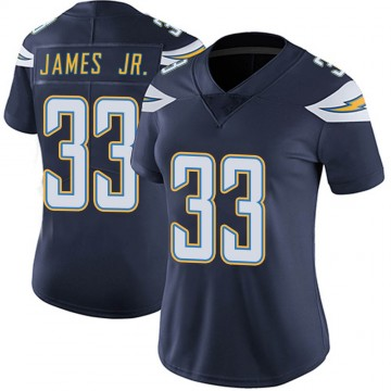 Women's Nike Los Angeles Chargers Derwin James Navy Team Color Vapor Untouchable Jersey - Limited