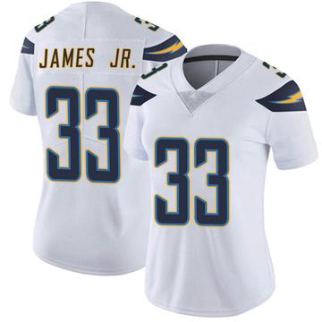 Women's Nike Los Angeles Chargers Derwin James White Vapor Untouchable Jersey - Limited