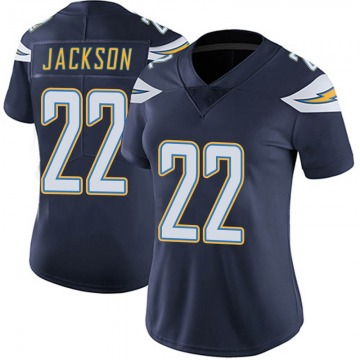Women's Nike Los Angeles Chargers Justin Jackson Navy Team Color Vapor Untouchable Jersey - Limited