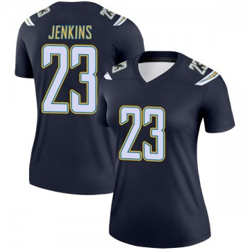 Women's Nike Los Angeles Chargers Rayshawn Jenkins Navy Jersey - Legend