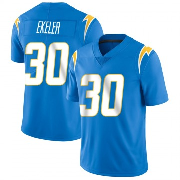 Youth Nike Los Angeles Chargers Austin Ekeler Blue Powder Vapor Untouchable Alternate Jersey - Limited