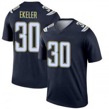 Youth Nike Los Angeles Chargers Austin Ekeler Navy Jersey - Legend