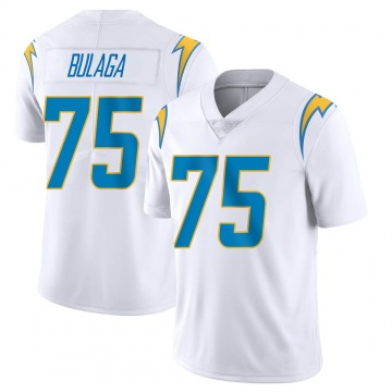 Youth Nike Los Angeles Chargers Bryan Bulaga White Vapor Untouchable Jersey - Limited