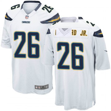 Youth Nike Los Angeles Chargers Casey Hayward White Jersey - Game