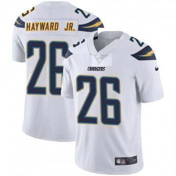 Youth Nike Los Angeles Chargers Casey Hayward White Vapor Untouchable Jersey - Limited