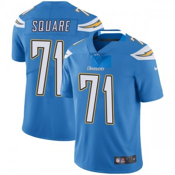 Youth Nike Los Angeles Chargers Damion Square Blue Powder Vapor Untouchable Alternate Jersey - Limited