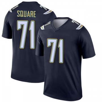 Youth Nike Los Angeles Chargers Damion Square Navy Jersey - Legend