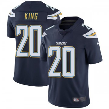 Youth Nike Los Angeles Chargers Desmond King Navy Team Color Vapor Untouchable Jersey - Limited