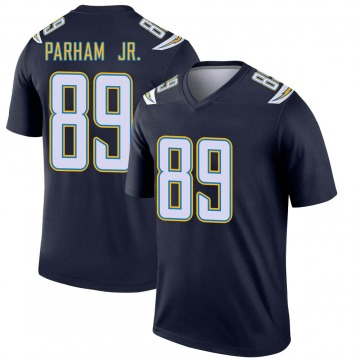Youth Nike Los Angeles Chargers Donald Parham Navy Jersey - Legend