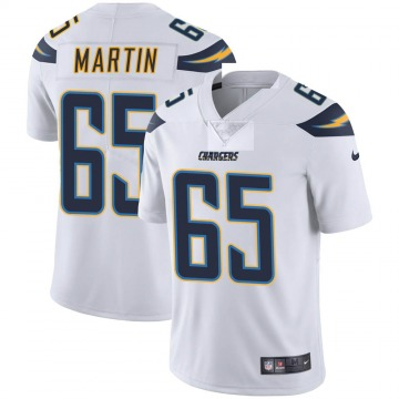 Youth Nike Los Angeles Chargers Koda Martin White Vapor Untouchable Jersey - Limited
