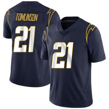 Youth Nike Los Angeles Chargers LaDainian Tomlinson Navy Team Color Vapor Untouchable Jersey - Limited
