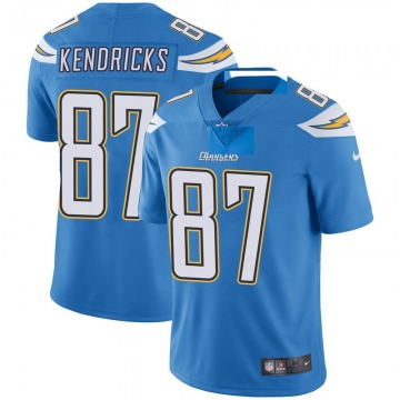 Youth Nike Los Angeles Chargers Lance Kendricks Blue Powder Vapor Untouchable Alternate Jersey - Limited