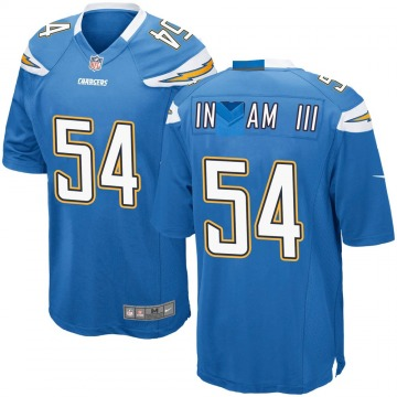 Youth Nike Los Angeles Chargers Melvin Ingram Blue Powder Alternate Jersey - Game