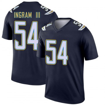 Youth Nike Los Angeles Chargers Melvin Ingram Navy Jersey - Legend