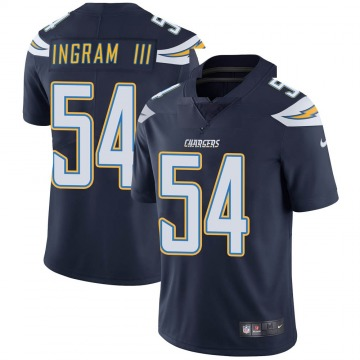 Youth Nike Los Angeles Chargers Melvin Ingram Navy Team Color Vapor Untouchable Jersey - Limited