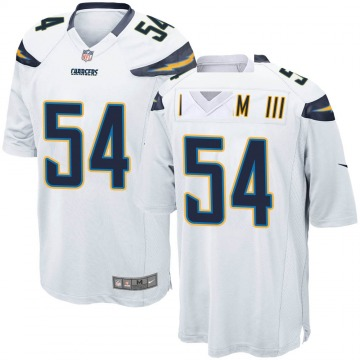 Youth Nike Los Angeles Chargers Melvin Ingram White Jersey - Game