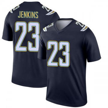 Youth Nike Los Angeles Chargers Rayshawn Jenkins Navy Jersey - Legend