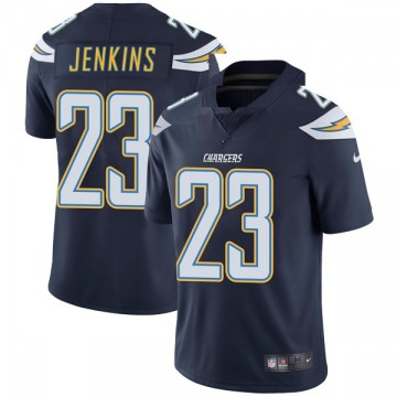Youth Nike Los Angeles Chargers Rayshawn Jenkins Navy Team Color Vapor Untouchable Jersey - Limited