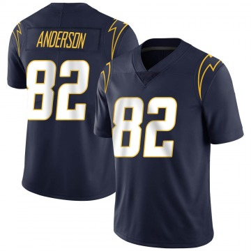 Youth Nike Los Angeles Chargers Stephen Anderson Navy Team Color Vapor Untouchable Jersey - Limited