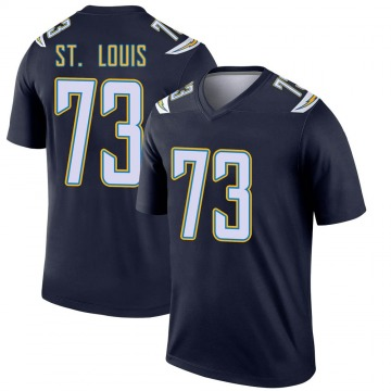 Youth Nike Los Angeles Chargers Tyree St. Louis Navy Jersey - Legend
