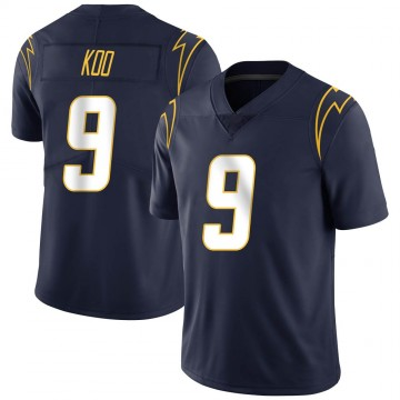 Youth Nike Los Angeles Chargers Younghoe Koo Navy Team Color Vapor Untouchable Jersey - Limited